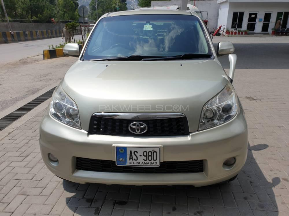 Toyota Rush G A/T 2009 Image-1