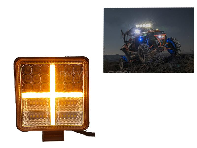 Universal Led Light With SMD and Parking Lights 1pc Image-1