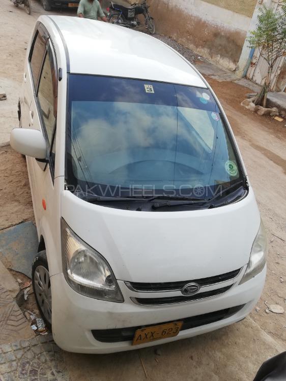 Daihatsu Move Custom G 2012 Image-1