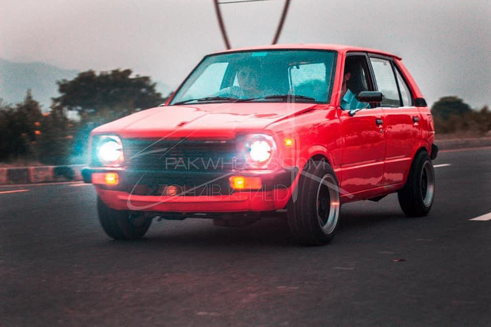 Suzuki FX - 1985  Image-1