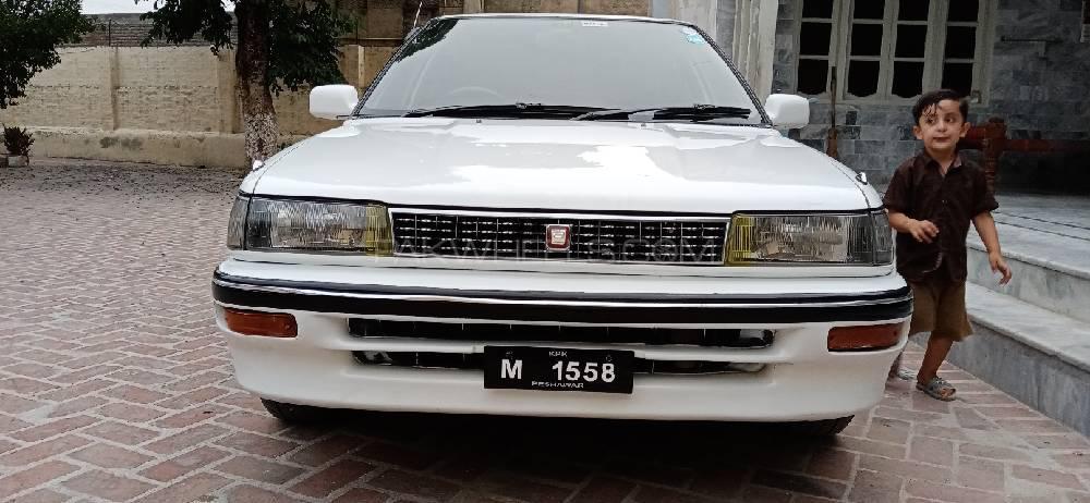 ٹویوٹا کرولا SE 1990 Image-1