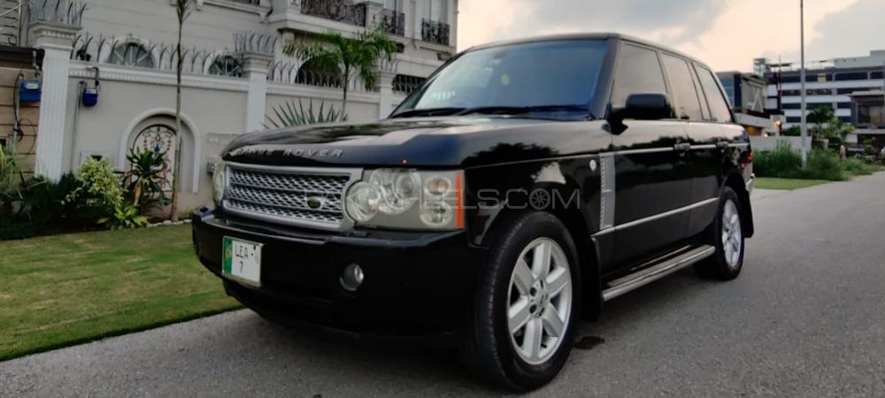 Range Rover Autobiography 2004 Image-1