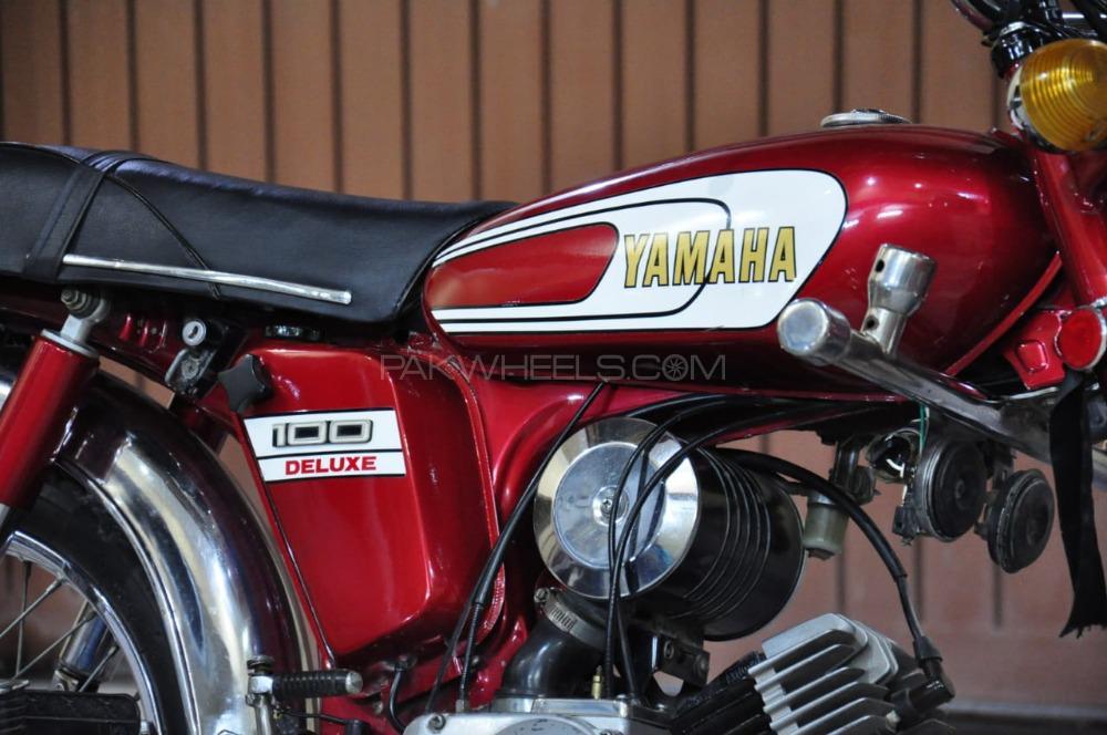 Yamaha Royale YB 100 - 1983  Image-1