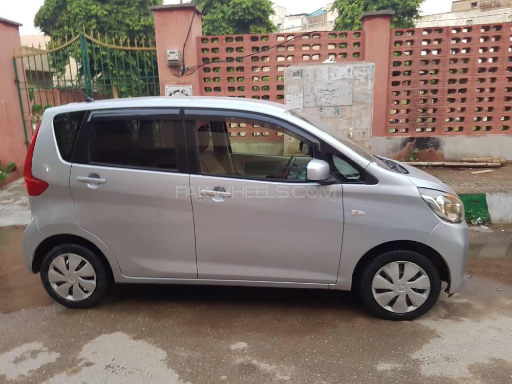 Mitsubishi Ek Wagon 2015 For Sale In Karachi Pakwheels