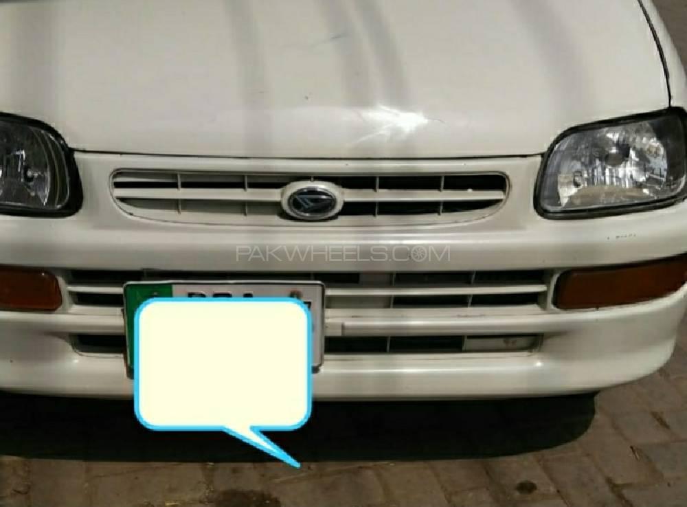Daihatsu Cuore CL Eco 2007 Image-1