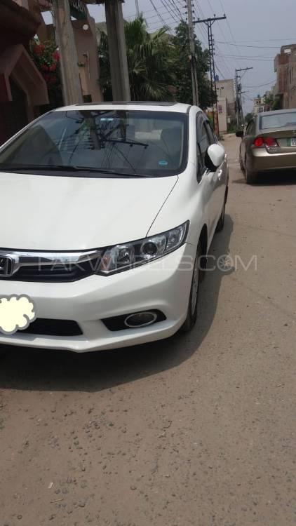Honda Civic Oriel Prosmatec UG 2015 Image-1