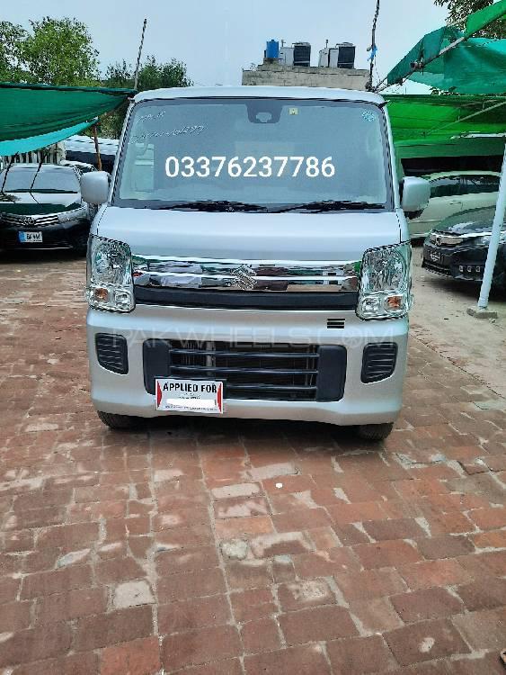 Suzuki Every Wagon JP Turbo Limited 2015 Image-1