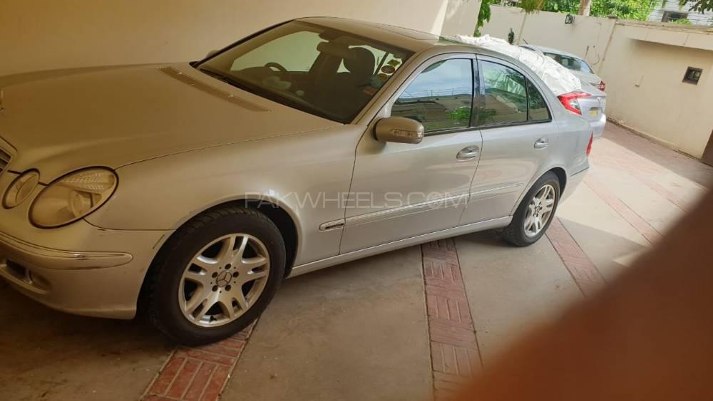 Mercedes Benz E Class E280 2006 Image-1