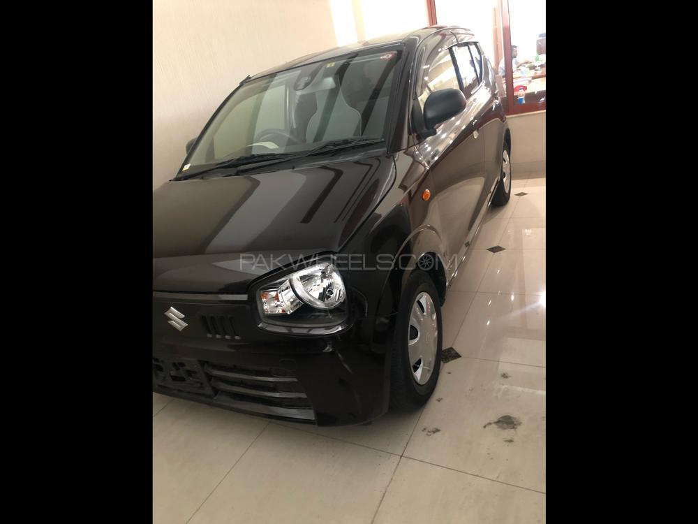 Suzuki Alto Lapin 2017 Image-1