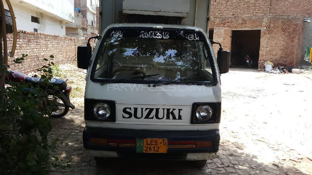 Suzuki Carry 1987 Image-1
