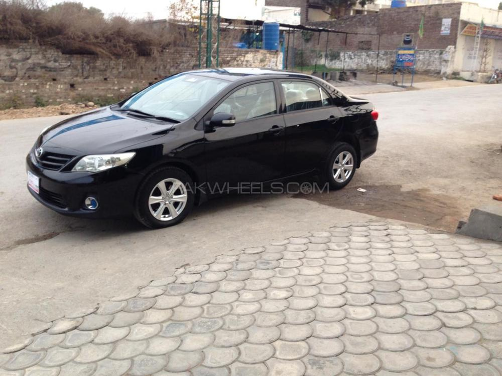 Toyota Corolla 2.0D 2012 Image-1