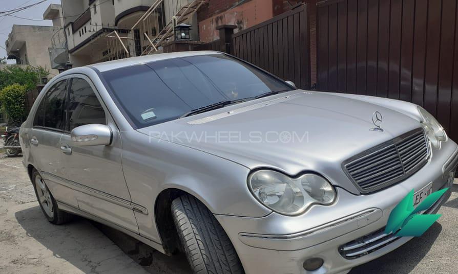 Mercedes Benz C Class C180 2005 Image-1