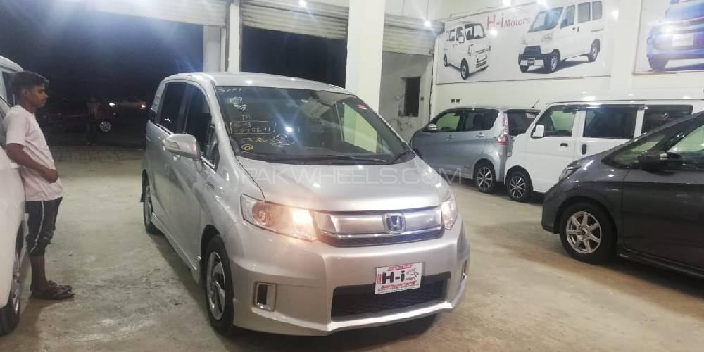 Honda Spike 2015 Image-1