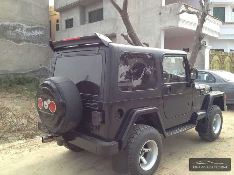 jeep wrangler 1989 for sale in lahore