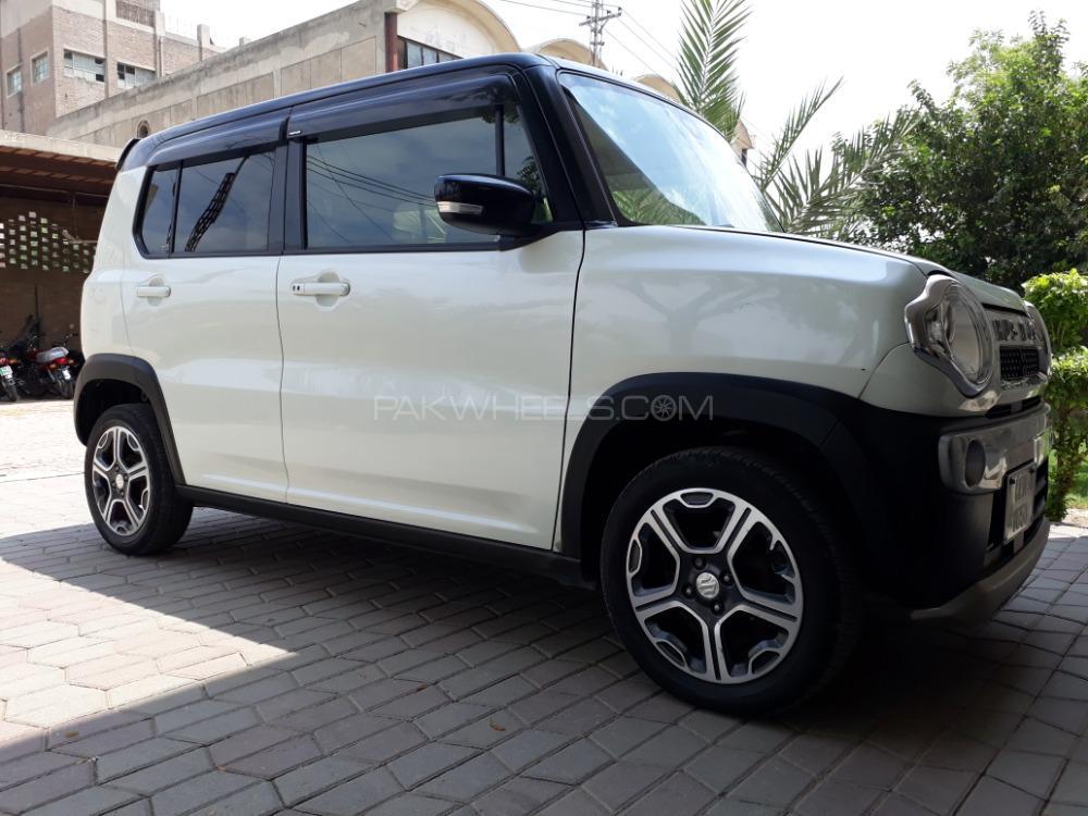Suzuki Hustler G 2014 Image-1