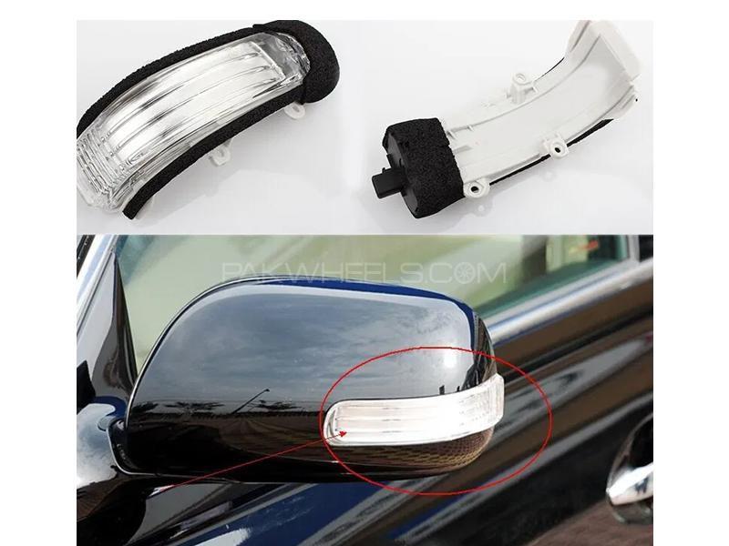 Toyota Corolla 2009-2010 Side Mirror Lamp Lh in Lahore