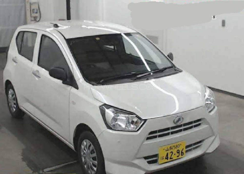 Daihatsu Mira 2018 Image-1