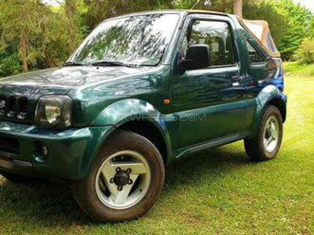 Suzuki Jimny Sierra 2000 Image-1