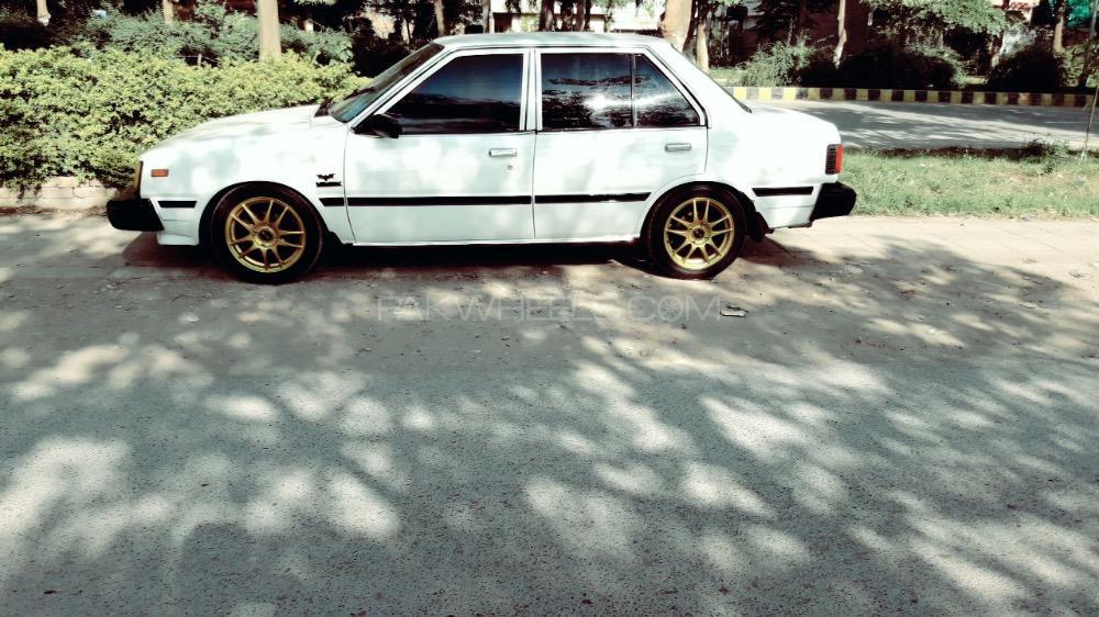 Daewoo Racer - 1994  Image-1