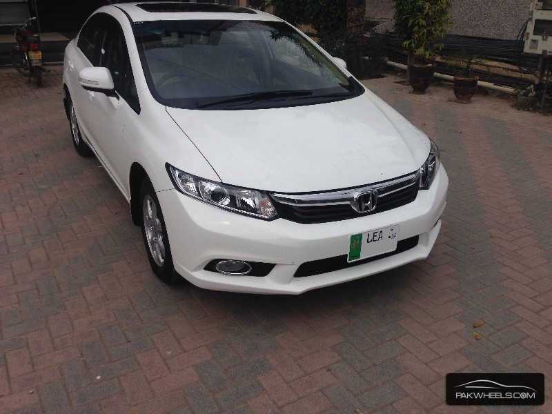 Honda civic vti oriel prosmatec 1 8 i vtec 2014 for sale for 2014 honda civic oil type