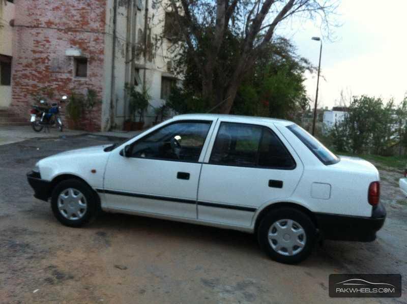 Suzuki Margalla Glx 1992 For Sale In Islamabad Pakwheels