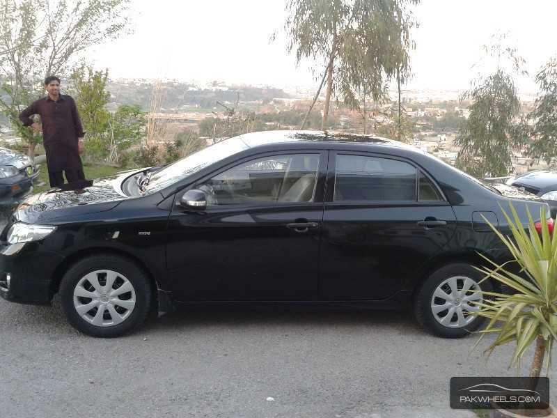 used toyota corolla xli 2010 car for sale in islamabad 803104 pakwheels. Black Bedroom Furniture Sets. Home Design Ideas