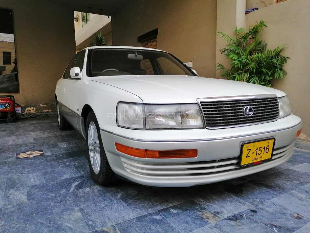 Lexus LS Series - 1992 lexoo Image-1