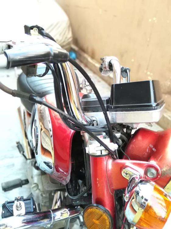 Honda CD 200  - 1982  Image-1