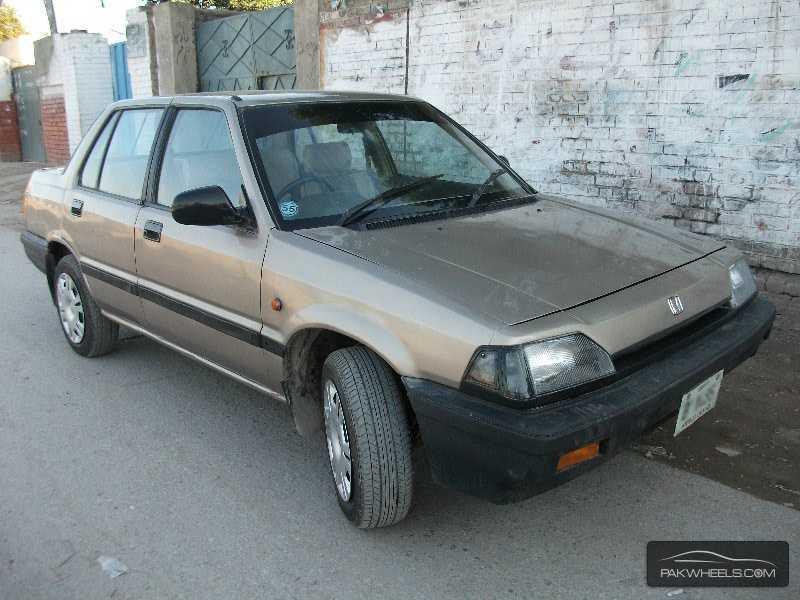 Honda civic 1984 for sale in peshawar pakwheels for 1984 honda civic