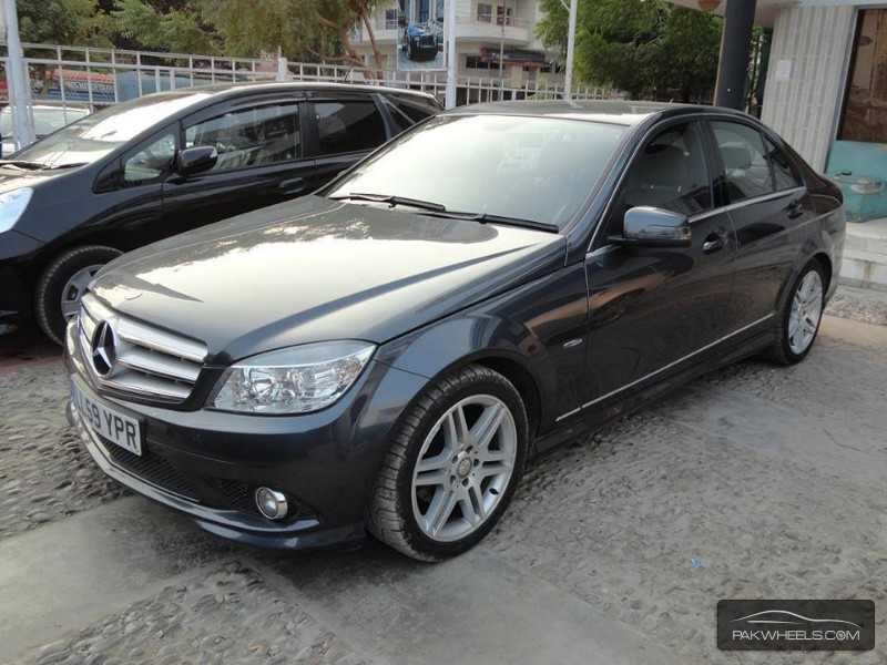 Mercedes Benz C Class C180 Kompressor 2008 For Sale In Karachi Pakwheels