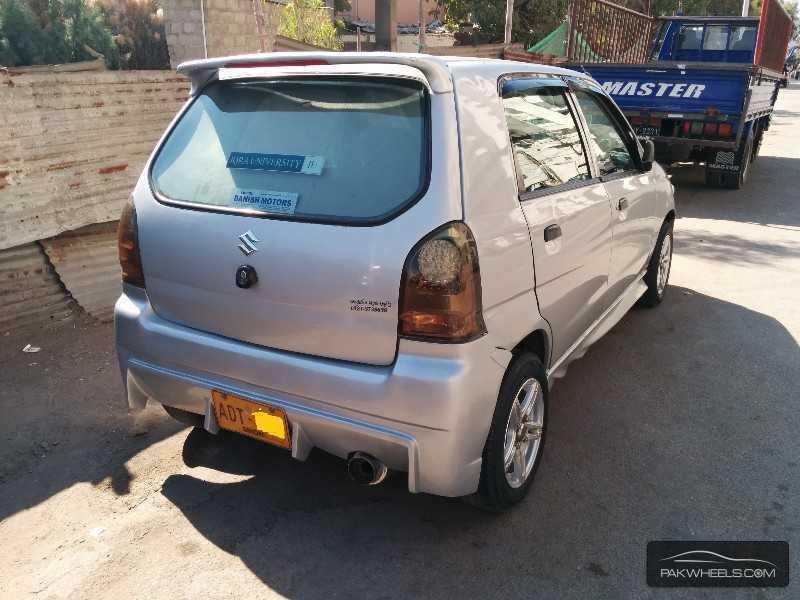 Superieur Suzuki Alto VXR (CNG) 2001