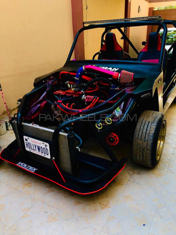 Daewoo Racer - 1992  Image-1