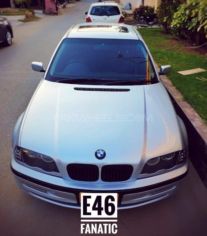 BMW 3 Series - 1999  Image-1