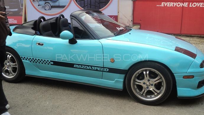 Mazda Mx5 - 1992  Image-1