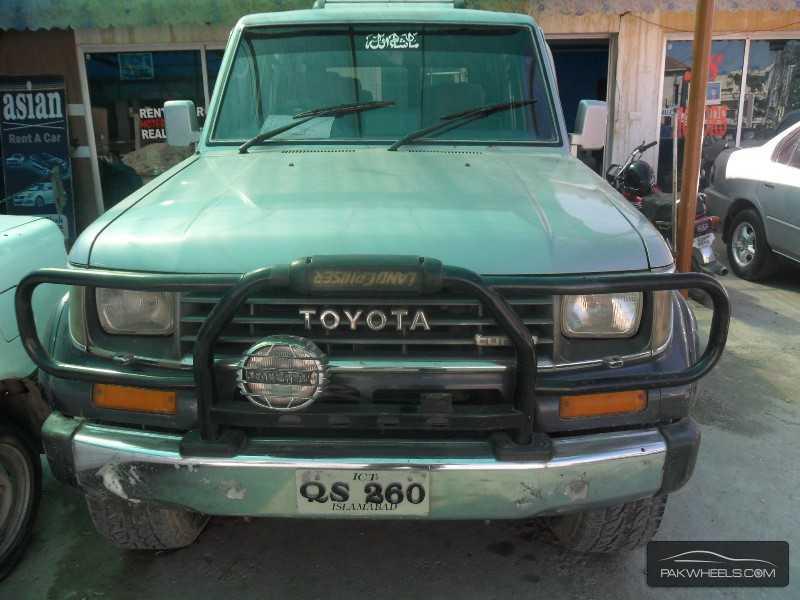 Toyota Land Cruiser 1992 Image-1