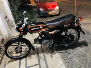 Honda CD 70 - 1980
