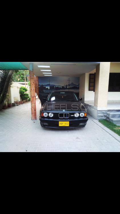 BMW 5 Series - 1995  Image-1