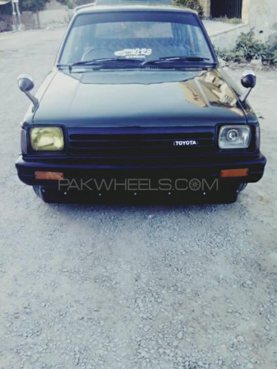 Toyota Starlet - 1984  Image-1