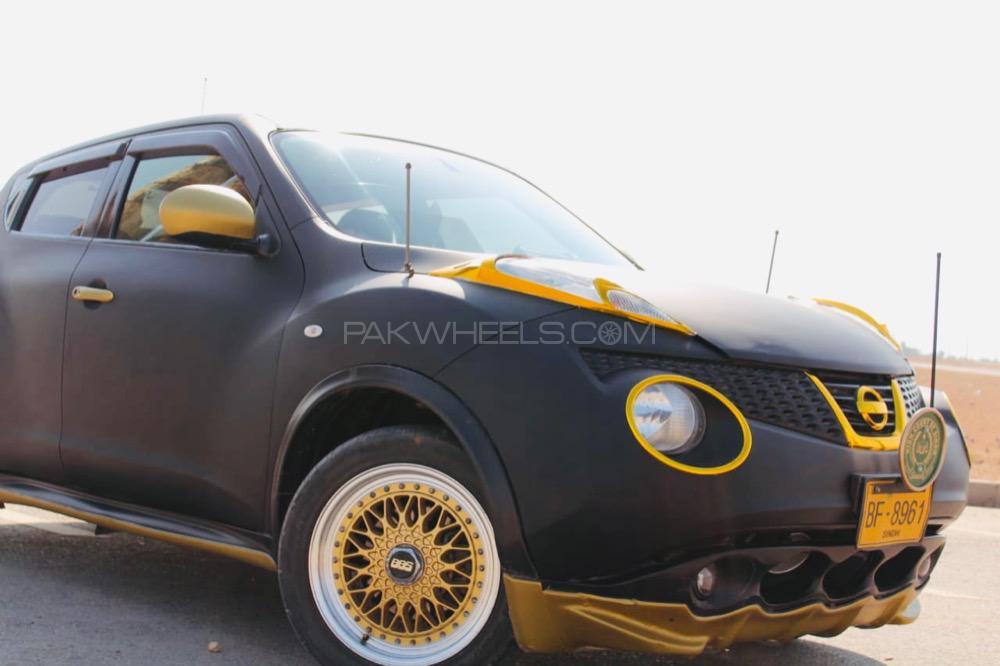 Nissan Juke - 2012  Image-1