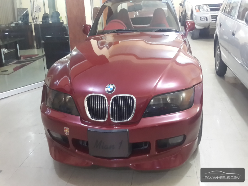 Bmw Z3 Z 3 1997 For Sale In Lahore Pakwheels