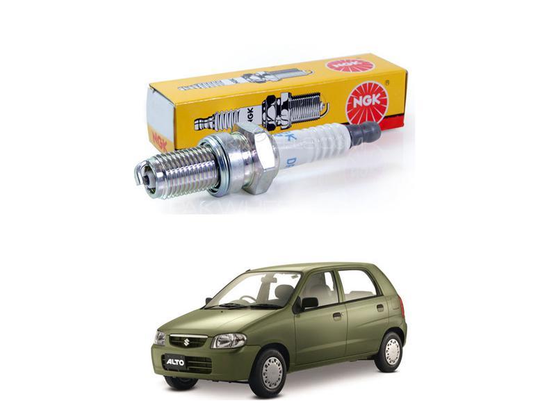 Suzuki Alto 2000-2012 Ngk Spark Plugs Bp6ey Image-1