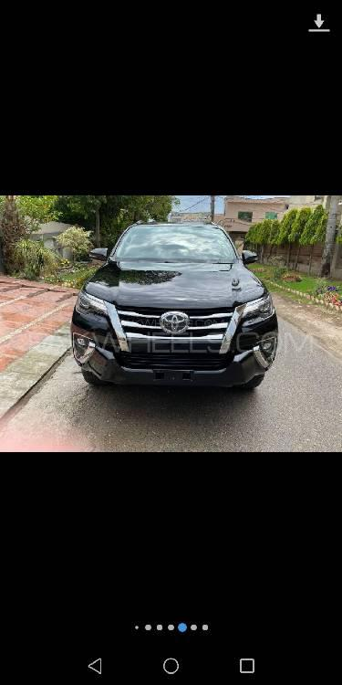 Toyota Fortuner 2.8 Sigma 4 2020 Image-1