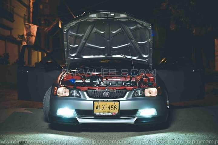 Honda Accord Tourer - 2002  Image-1