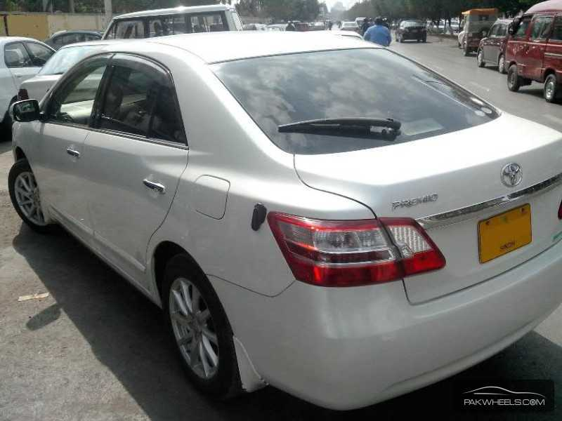 Used Toyota Premio 1.8 X 2007 Car for sale in Karachi - 822640 ...