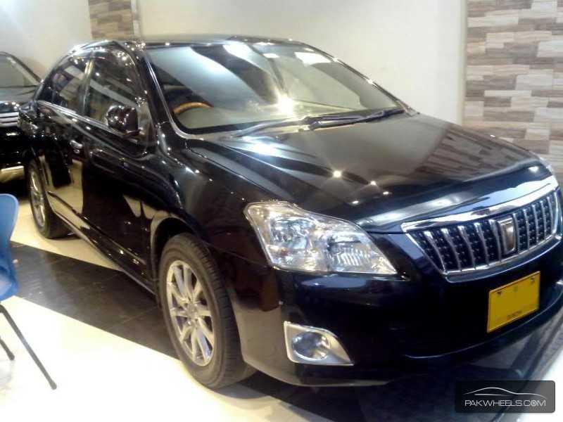 Toyota Premio 2010 For Sale In Karachi Pakwheels