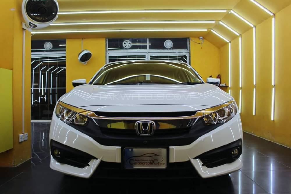 Honda Civic - 2017 567 Image-1