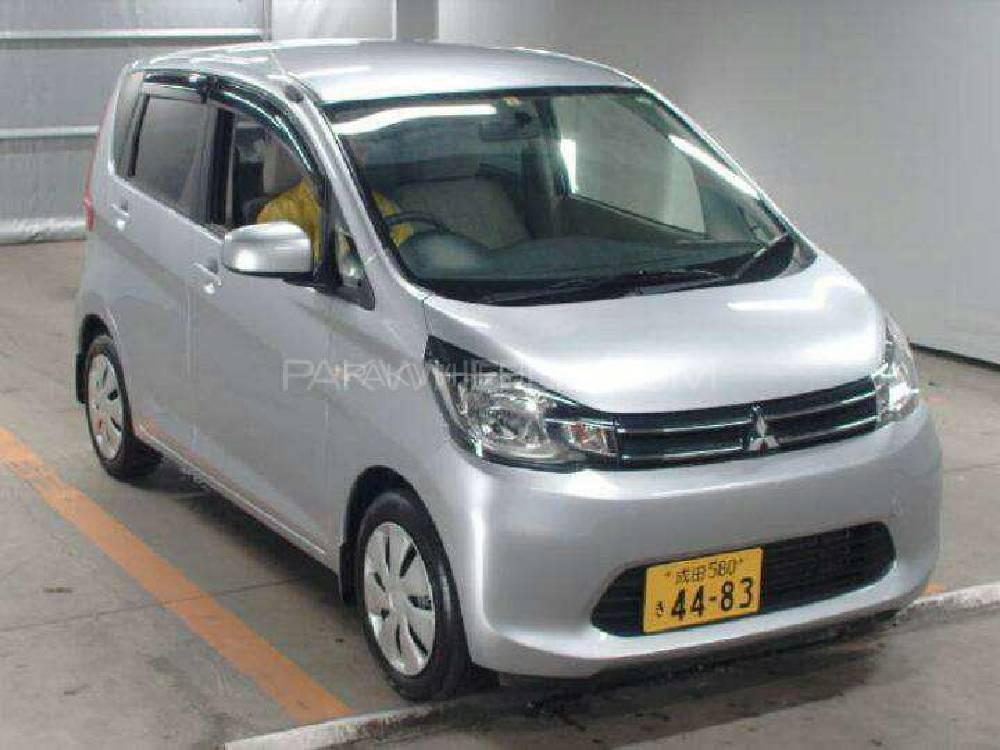 Mitsubishi Ek Wagon - 2013 EK Image-1