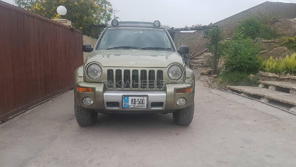 Jeep Cherokee - 2003 Renegade Image-1