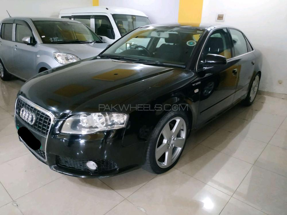 Audi A4 1.8 TFSI 2008 Image-1