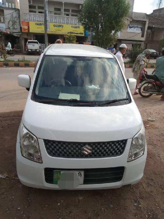 Suzuki Wagon R FT Limited 2011 Image-1